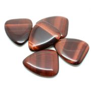 Tiger Tones - Red Tiger Eye - 4 Picks | Timber Tones